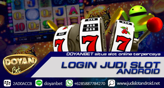 login judi slot android online